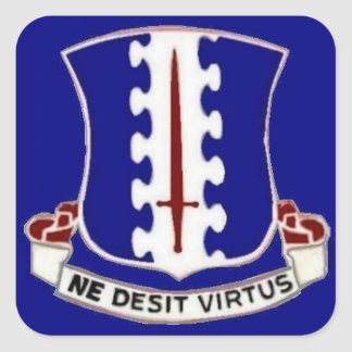 187th Infantry DUI Stickers