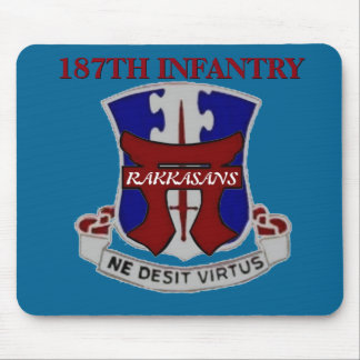 187TH INFANTRY RAKKASANS MOUSEPAD