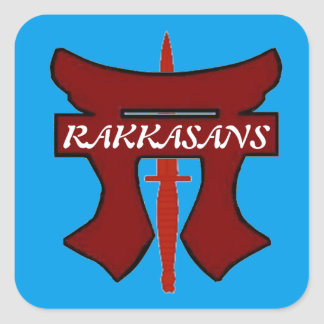 187TH INFANTRY RAKKASANS STICKERS