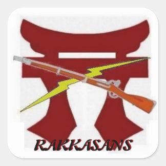 187th Infantry RAKKASANS TORRI Stickers