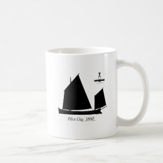 1880 Pilot Gig - tony fernandes Coffee Mug