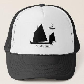 1880 Pilot Gig - tony fernandes Trucker Hat