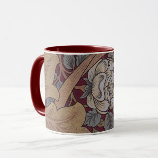 1880 William Morris St James Palace Wallpaper Mug