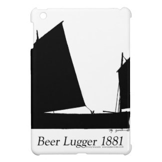 1881 Beer Lugger - tony fernandes iPad Mini Cases