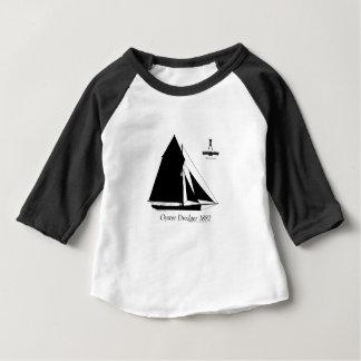 1882 Oyster Dredger - tony fernandes Baby T-Shirt