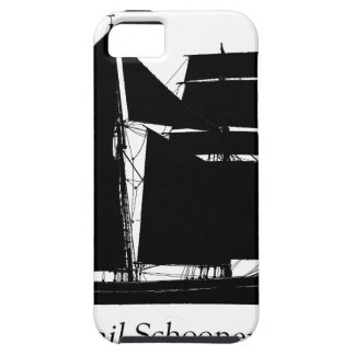 1883 topsail schooner - tony fernandes iPhone 5 case