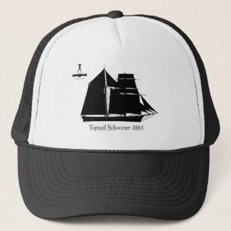 1883 topsail schooner - tony fernandes trucker hat