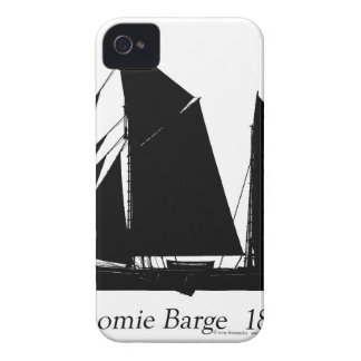 1884 Boomie barge - tony fernandes Case-Mate iPhone 4 Case