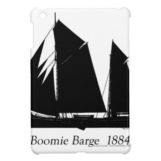 1884 Boomie barge - tony fernandes Cover For The iPad Mini