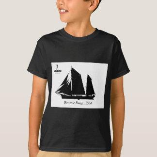 1884 Boomie barge - tony fernandes T-Shirt