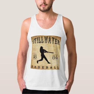 1884 Stillwater Minnesota Baseball Tank Top
