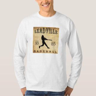 1885 Leadville Colorado Baseball T-Shirt