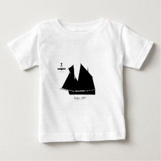 1885 Manx Nickey - tony fernandes Baby T-Shirt