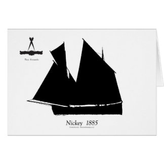 1885 Manx Nickey - tony fernandes Card