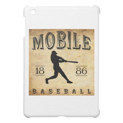 1886 Mobile Alabama Baseball Case For The iPad Mini