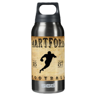 1887 Hartford Connecticut Football Insulated Water Bottle