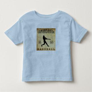 1888 Canandaigua New York Baseball Toddler T-shirt