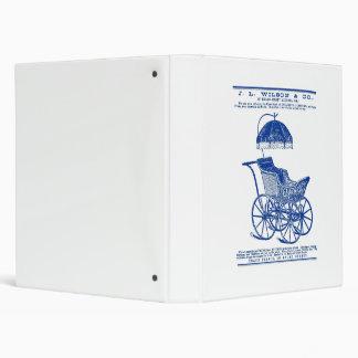 1888 Children's Carriage Avery Binder