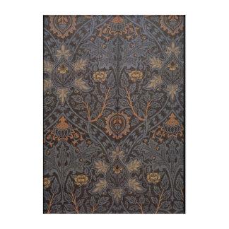1888 Vintage William Morris Ispahan Acrylic Print