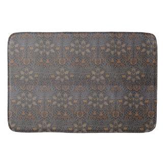 1888 Vintage William Morris Ispahan Bath Mat