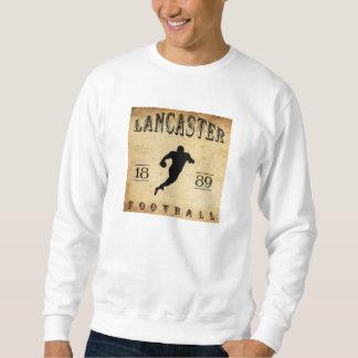 1889 Lancaster Pennsylvania Football Sweatshirt