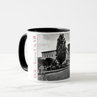 1890 - Park Place Hotel. Traverse City MI Mug