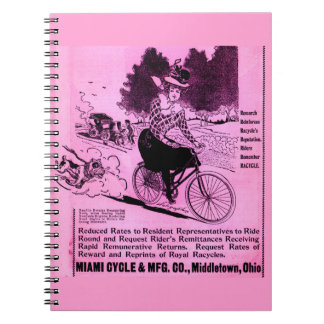 1890s bicycle ad The Racycle Notebook