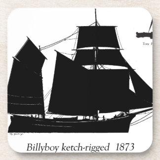 1891 Billyboy - tony fernandes Coaster