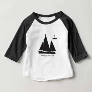 1891 sailing lifeboat - tony fernandes baby T-Shirt