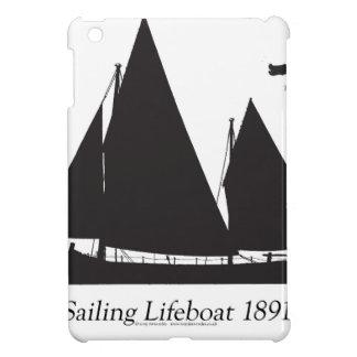 1891 sailing lifeboat - tony fernandes case for the iPad mini