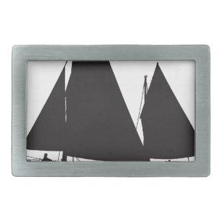 1891 sailing lifeboat - tony fernandes rectangular belt buckles