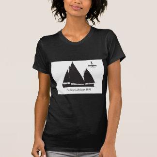 1891 sailing lifeboat - tony fernandes T-Shirt