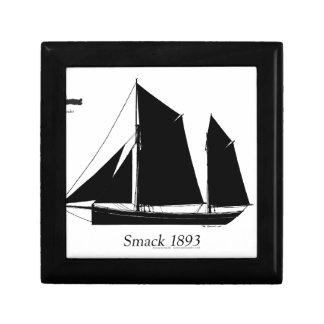 1893 sailing smack - tony fernandes gift box