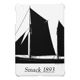 1893 sailing smack - tony fernandes iPad mini cases