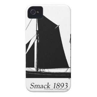 1893 sailing smack - tony fernandes iPhone 4 case