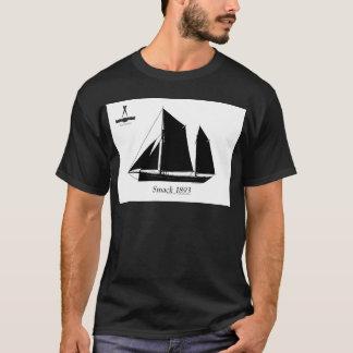1893 sailing smack - tony fernandes T-Shirt