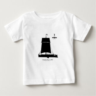 1895 Humber Keel - tony fernandes Baby T-Shirt