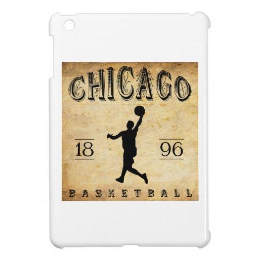 1896 Chicago Illinois Basketball iPad Mini Cases