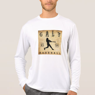 1896 Galt Ontario Canada Baseball T-Shirt