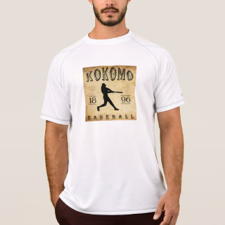 1896 Kokomo Indiana Baseball Shirts