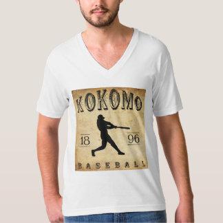 1896 Kokomo Indiana Baseball T-Shirt