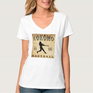 1896 Kokomo Indiana Baseball Tee Shirt