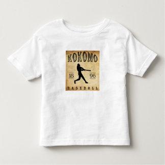 1896 Kokomo Indiana Baseball Toddler T-shirt