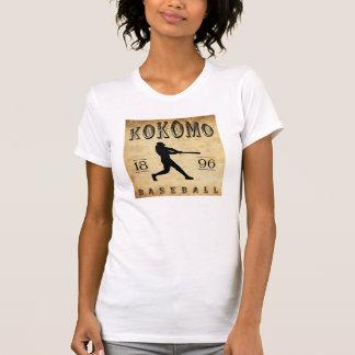 1896 Kokomo Indiana Baseball Shirts
