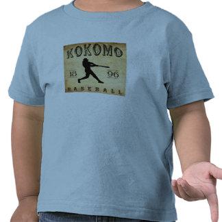 1896 Kokomo Indiana Baseball Shirt