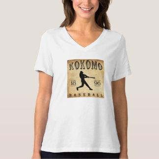 1896 Kokomo Indiana Baseball Tshirt