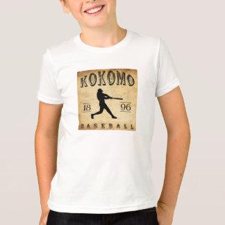 1896 Kokomo Indiana Baseball Tshirts