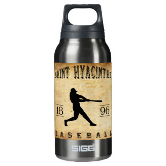 1896 Saint Hyacinthe Quebec Canada Baseball Insulated Water Bottle