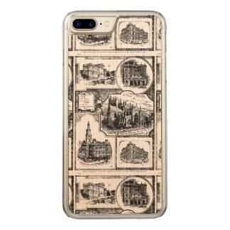 1896 Vintage Sydney Australia Carved iPhone 8 Plus/7 Plus Case