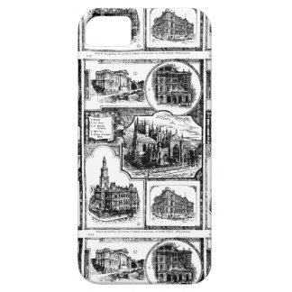 1896 Vintage Sydney Australia Case For The iPhone 5
